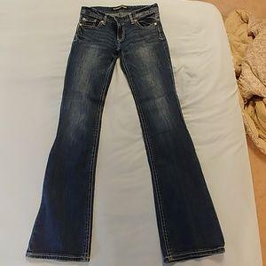 Express bootcut Jeans 6Long